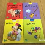 DWEゲームカード4種類