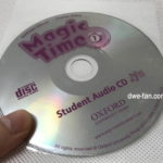 Oxford University Press「Magic Time」のCD