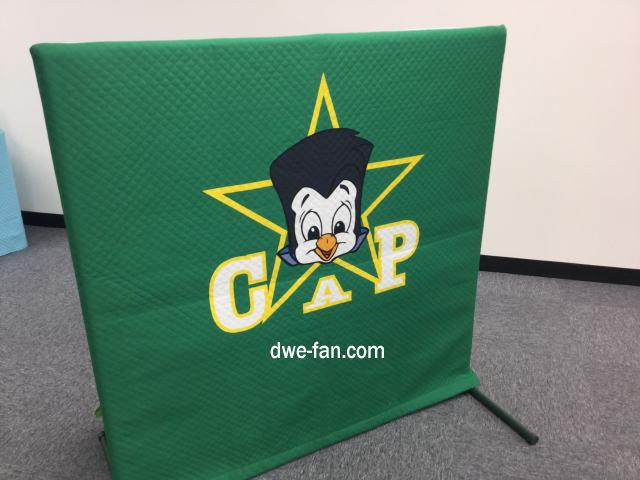 ワールドファミリー クラブイベント「CAP KIDS」のボード